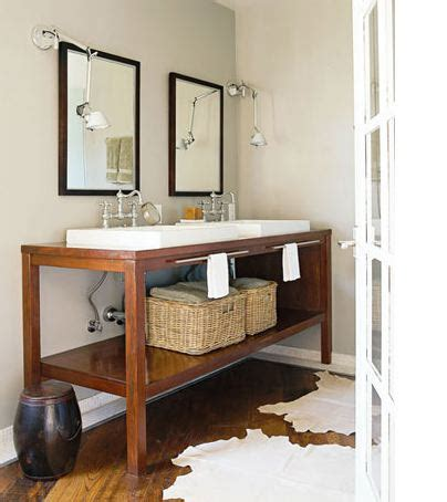 Console Bathroom Vanities Sink Console Contemporary Bathroom House Beautiful
