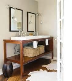 Console Vanity For Vessel Sink Double Sink Vanity Design Ideas