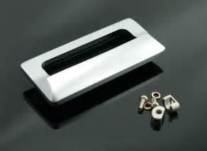 rectangular flush pull drawer pulls sliding door handle