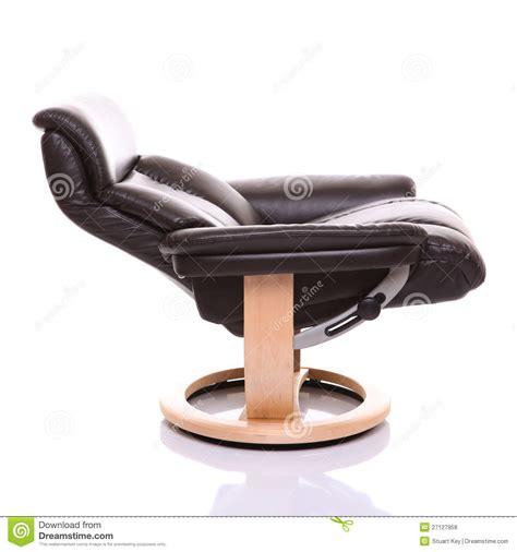 Reclined Position by Fully Reclined Luxurious Leather Recliner Chair Royalty