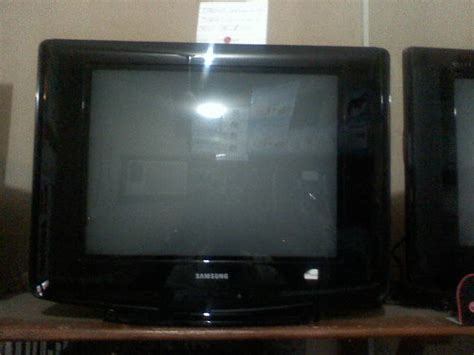 Tv Samsung Slim 14 Inch plasma l c d at cheap prizes technology market nigeria