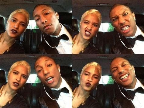 what is helen lacishanh mixed with pharrell helen at the met ball 2013 the neptunes 1