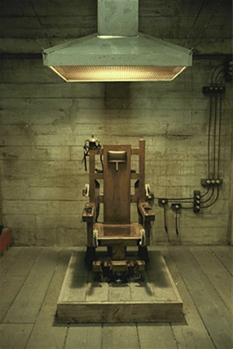 The Green Mile Electric Chair sparky the green mile photo 25091602 fanpop