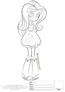 twilight sparkle equestria girls coloring pages kids