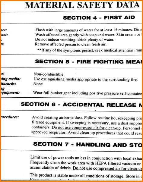 safety data sheet  ledger review