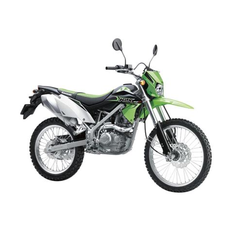 Tutup Mesin Breket Klx Bf Asv jual kawasaki klx 150 bf sepeda motor hijau harga kualitas terjamin blibli