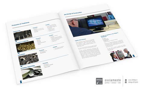 layout brochure aziendale clitunno meccanica brochure aziendale company profile