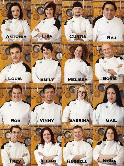 hell s kitchen season 8 cast by pokemonmanic3595 on deviantart