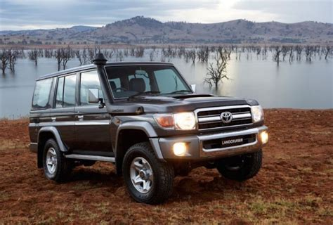 land cruiser 70 2017 toyota landcruiser 70 series on sale in australia q4