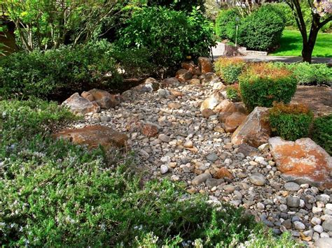 Rock Features In Gardens Gardens With Rocks Photos