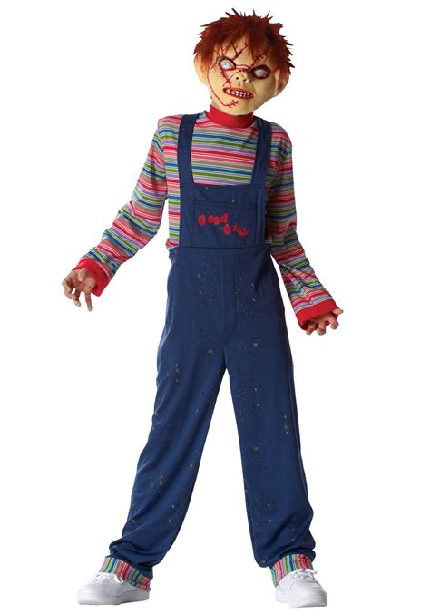 toddler costume chucky costume