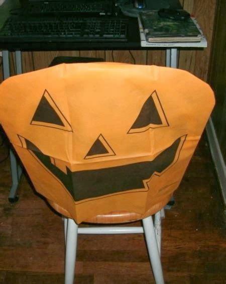 Pumpkin Chair Covers by Neko Random 2013 Decorations