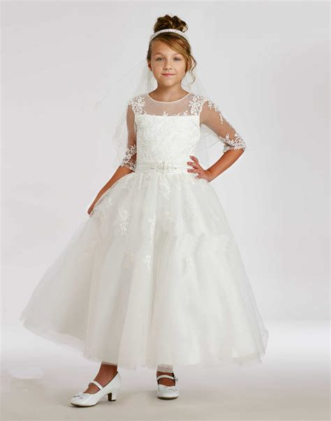 md macis couture designer girls dress style