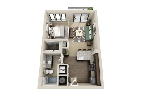 floor plan for studio apartment studio apartment floor plans