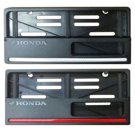 Cover Plat Nomor Motor Cover Plat Tempat Plat Nomor Resmi Honda Honda Cengkareng