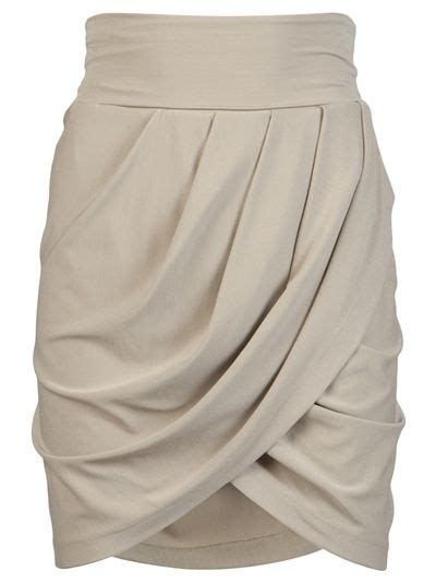 drape skirt draped skirt my style pinterest