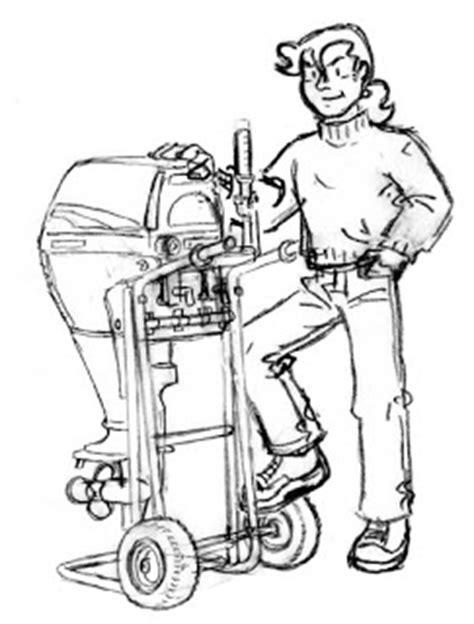 buitenboordmotor hoger hangen max miller strips blog september 2009