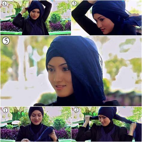 tutorial hijab pesta bisikan com tutorial hijab pashmina untuk pesta yang anggun dan menarik
