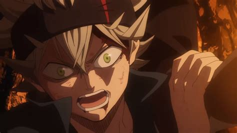 Stiker Anime Black Clover black clover episode 1 subtitle indonesia aniwarudo