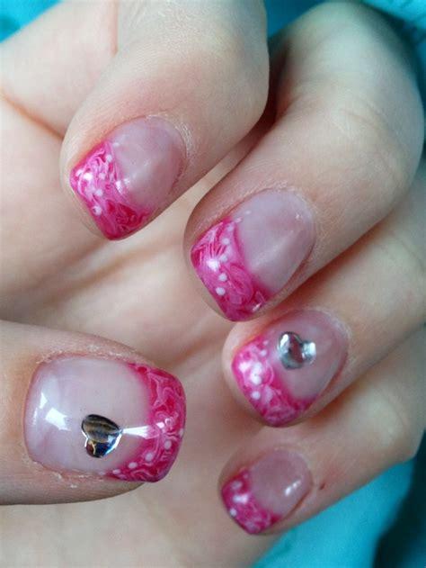 10 pretty s day nail designs nail heart nail nail and