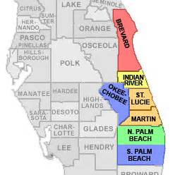 map of treasure coast florida delivery 171 southfloridastorks