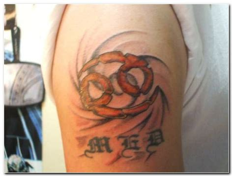 zodiac sign cancer tattoos designs symbol zodiac cancer zodiac tattoos