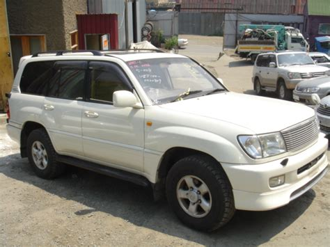 1998 toyota land cruiser photos