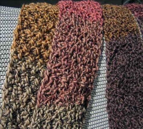 how to knit seed stitch loom knitting stitches loom knit seed stitch