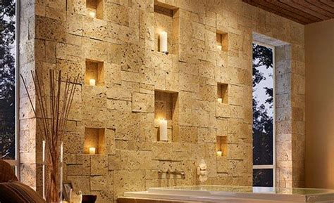 interior rock wall how do you feel about indoor walls freshome