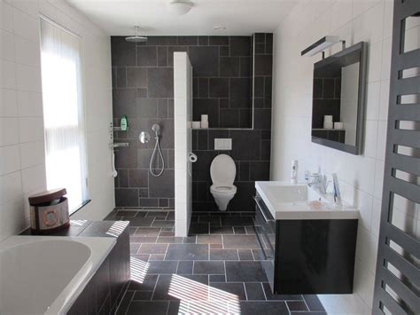 nieuwe badkamer zonder bad moderne badkamers aart van de pol