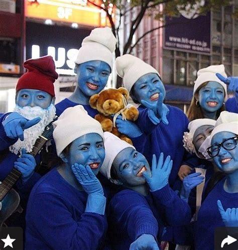 crazy halloween group costume ideas festival