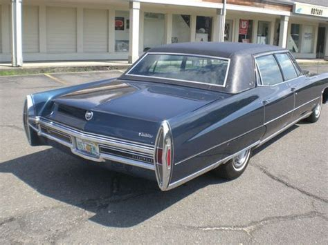 1968 cadillac fleetwood brougham for sale sell used 1968 cadillac fleetwood 60 special brougham in