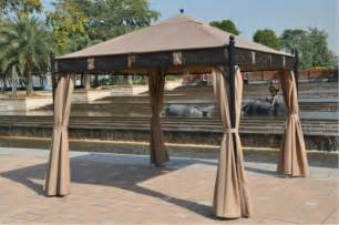 Patio Rain Protection by 3 3 Meter High Quality Outdoor Gazebo Tent Patio Shade