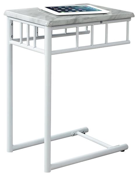 white marble and metal accent table accent table white marble white metal transitional