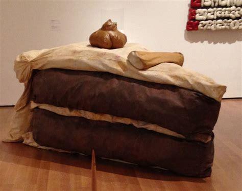 Claes Oldenburg Floor Cake by Your Afternoon Snack Served Up By Claes Oldenburg