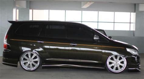 Modif Inofa by 30 Konsep Modifikasi Toyota Kijang Innova Terbaru Otodrift