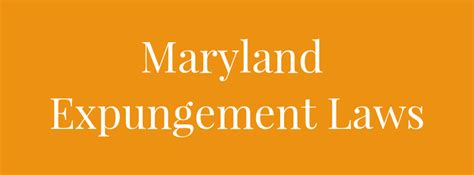 Md Search Expungement Maryland Expungement Laws Marylandexpungement