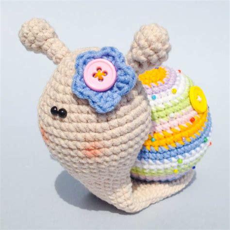 amigurumi snail pattern free lady snail amigurumi pattern amigurumi today