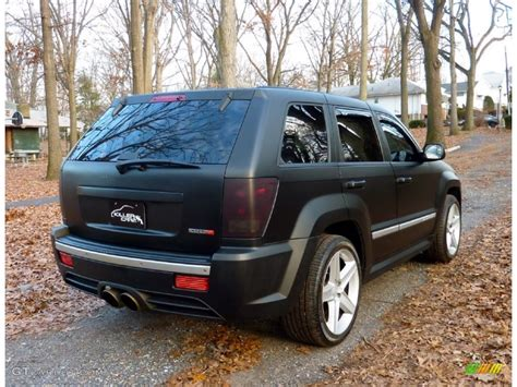 custom black jeep custom jeep srt8 black pixshark com images