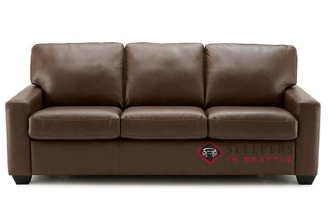 palliser sleeper sofa customize and personalize westend leather sofa by