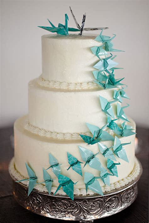 Wedding Cake Blue by Blue Wedding Cakes Bitsy