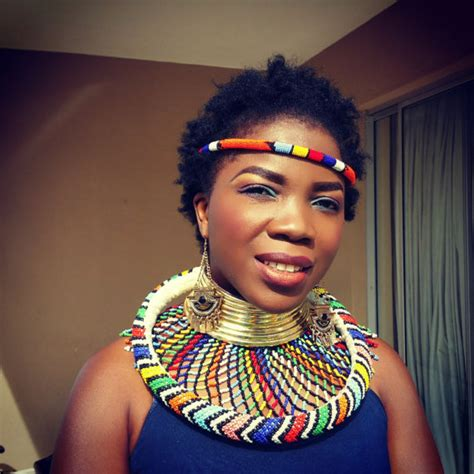 Wedding Hair Accessories In South Africa by Ndebele Inspired Accessories Tradition South