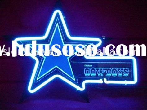 dallas cowboys neon light nfl miami dolphins football 3d neon for sale price china