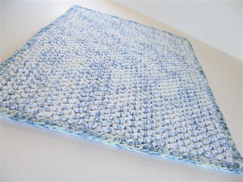 double bathroom rugs double thick bath mat in cotton handmade crocheted bath rug