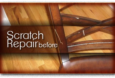 wood table scratch repair chicago suburbs furniture repair home office chair