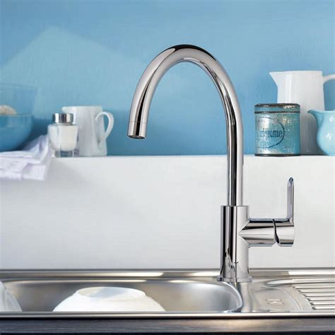 Grohe Kitchen Sink Grohe Bauedge Kitchen Sink Mixer Available At Plumbing