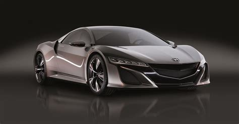 honda supercar concept honda believed to be plotting junior nsx sports car