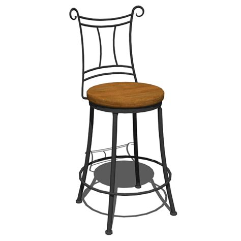 Outdoor Wrought Iron Bar Stools by Outdoor Wrought Iron Swivel Bar Stools 2017 2018 Best