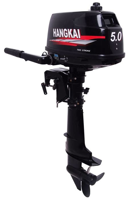 fishing boat engine price best hangkai 5hp 2 stroke fishing boat outboard engine