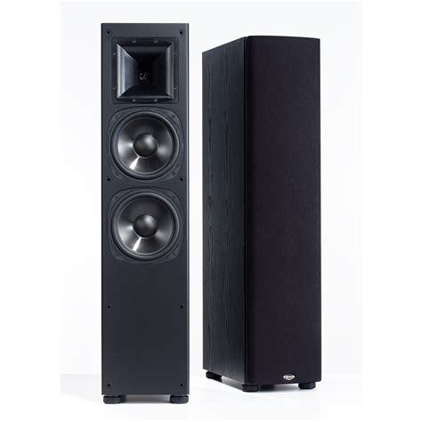 Klipsch Floor Speakers by Sf 3 Floorstanding Speaker Klipsch